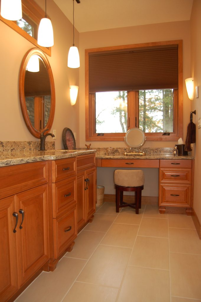 You Will Be Amazed At How Much New Cabinetry And Countertops Can Change  Your Bathroomu0027s Look And Feel. And You Will Also Be Amazed At How Far Your  Budget ...